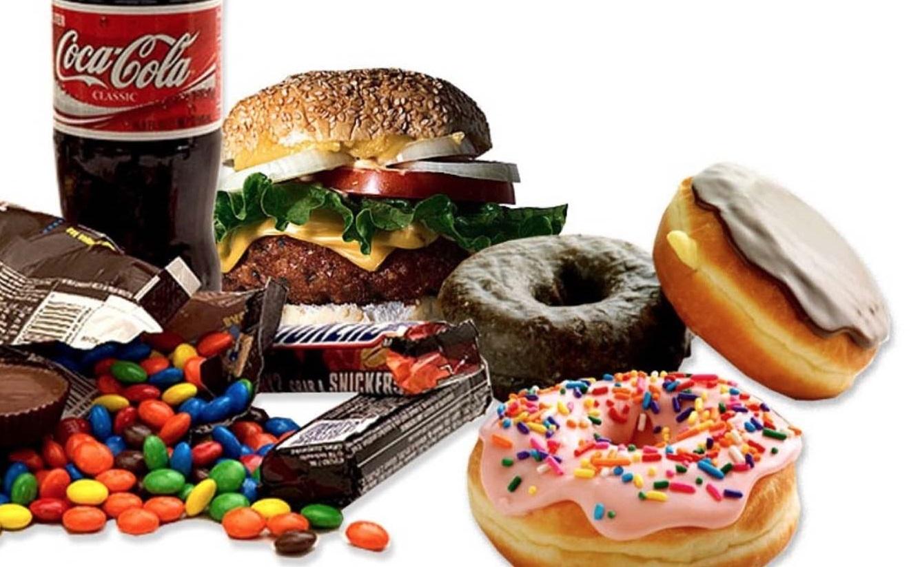 Alimentos altos del azúcar a evitar en dieta