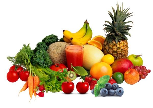 Alimentos ricos en vitamina