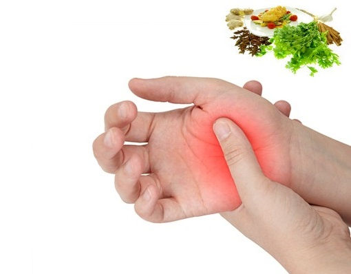 Alimentos saludables antiinflamatorios