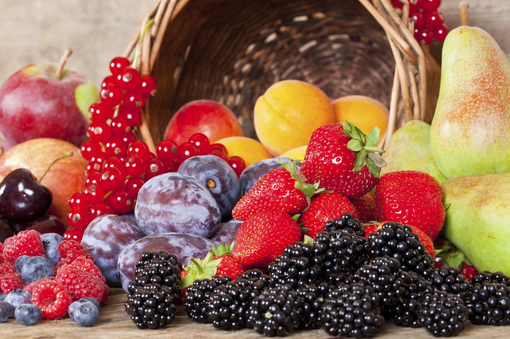 Antioxidantes ricos Alimentos