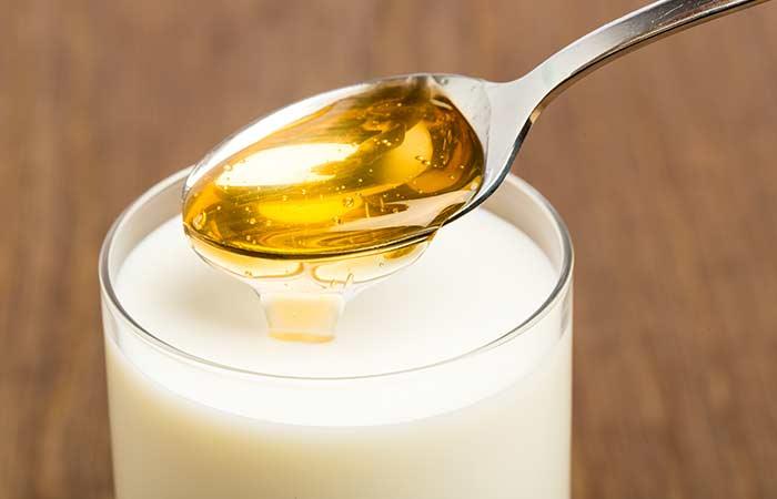 Arroz leche y miel pelo de la colada