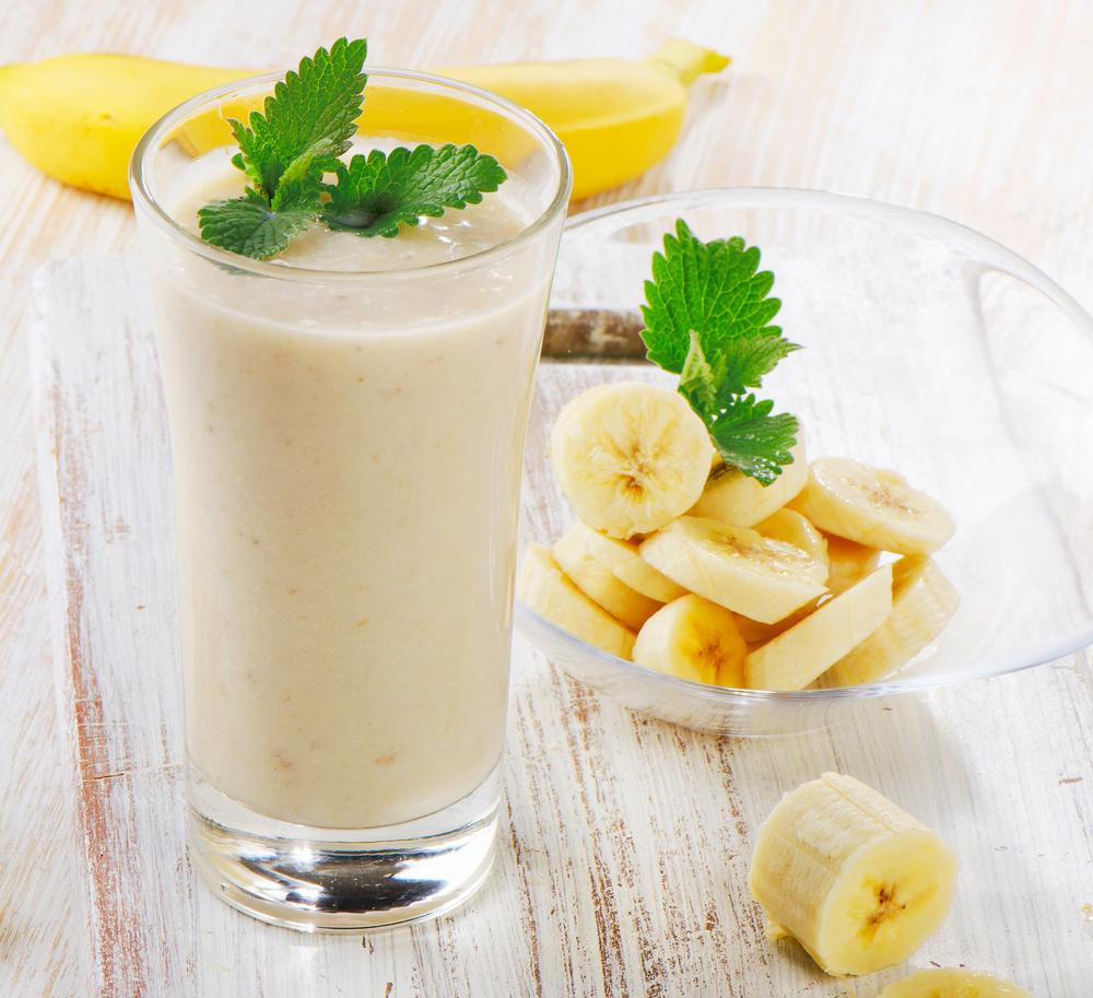 Beneficios De Batido plátano