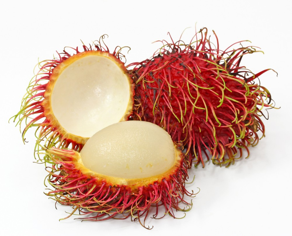 Beneficios de Rambutan