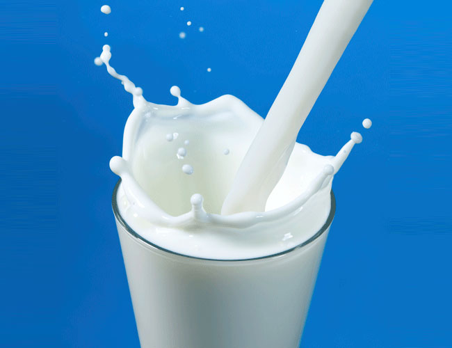 Beneficios de la leche