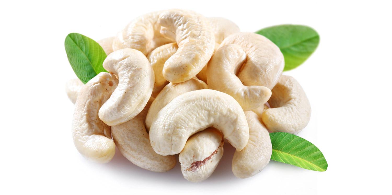 Beneficios de las nueces de anacardo en la dieta