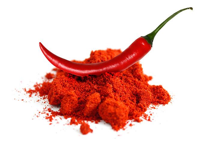 Beneficios para la salud de la pimienta de Cayena