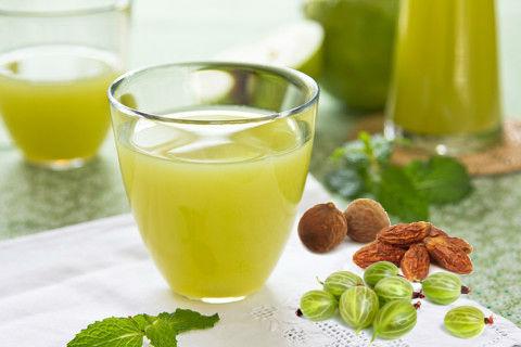 Beneficios para la salud del jugo Triphala