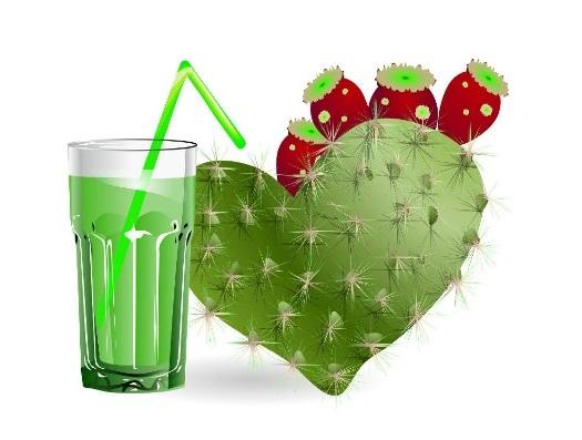 Beneficios para la salud del jugo de cactus