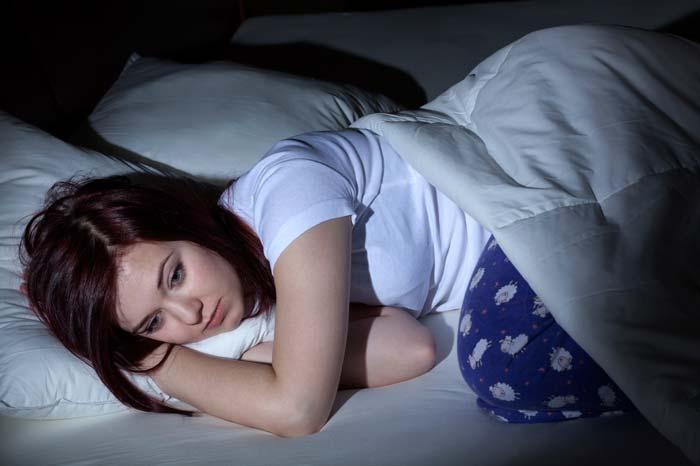 Cómo deshacerse del insomnio