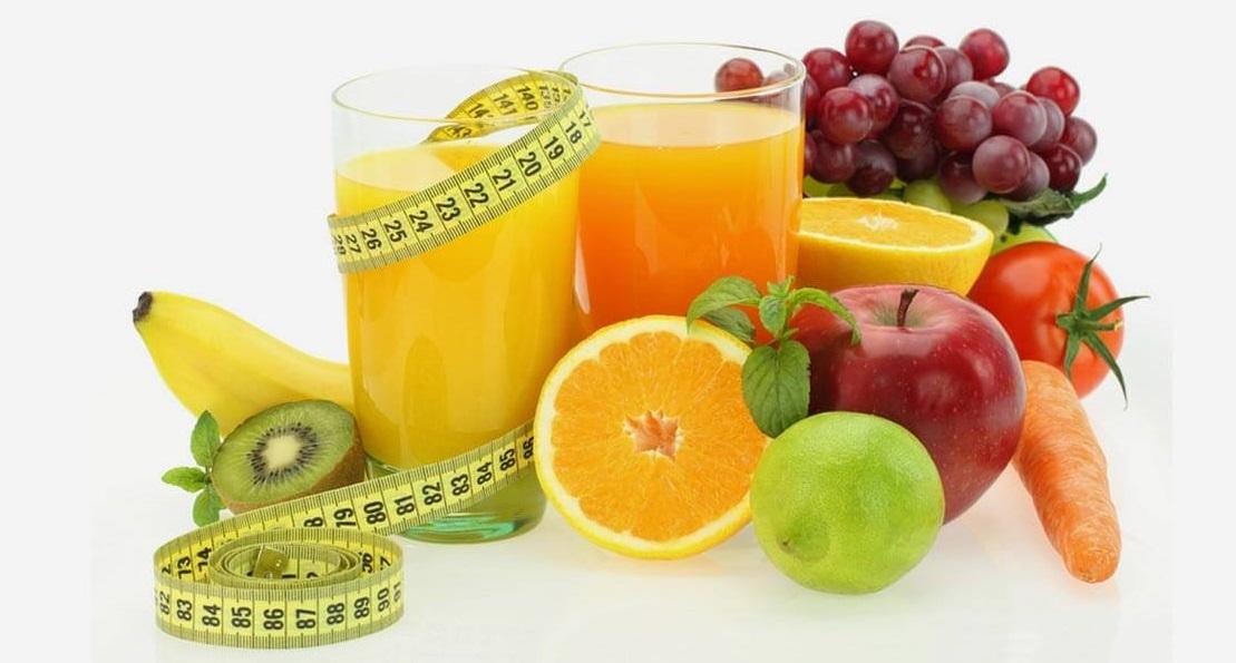 Cómo perder peso con la dieta del jugo