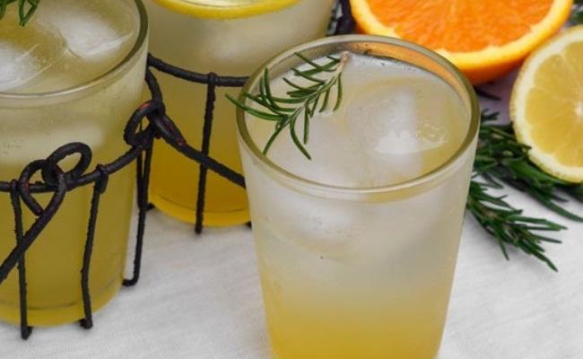 Citrus Soda Bebida
