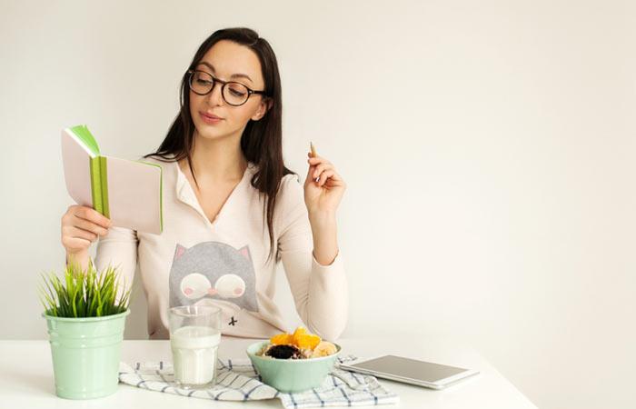 Comer y evitar la dieta de osteopenia