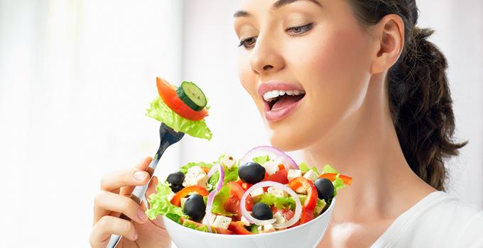 Consejos para comer saludablemente