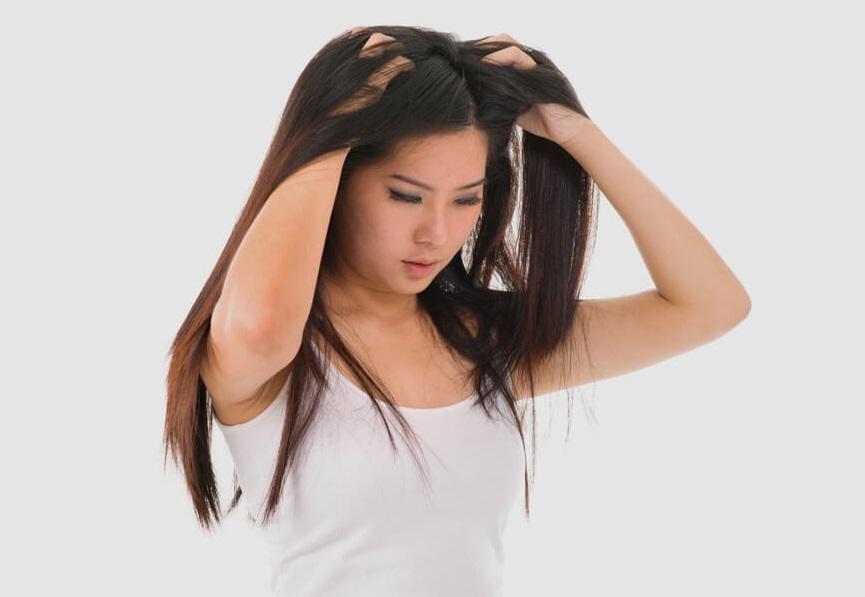 Consejos para el cuero cabelludo seco