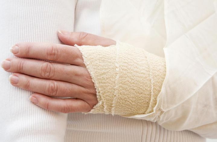 Curcumina puede curar heridas