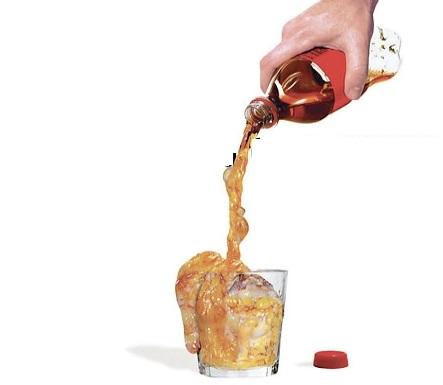 Diga no a la soda de la dieta