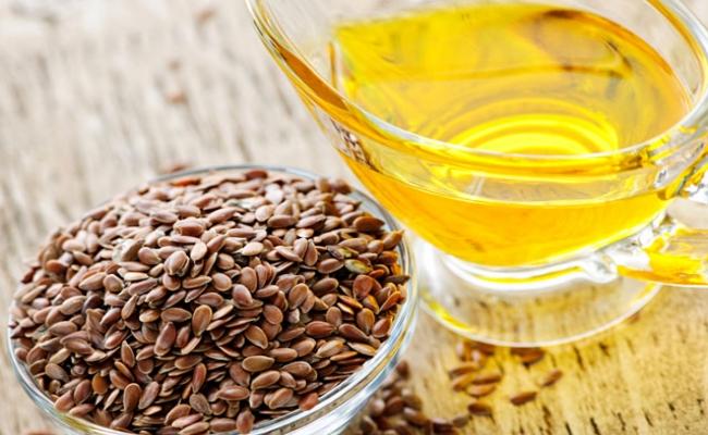 El aceite de linaza