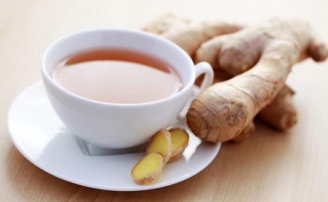 El té de jengibre