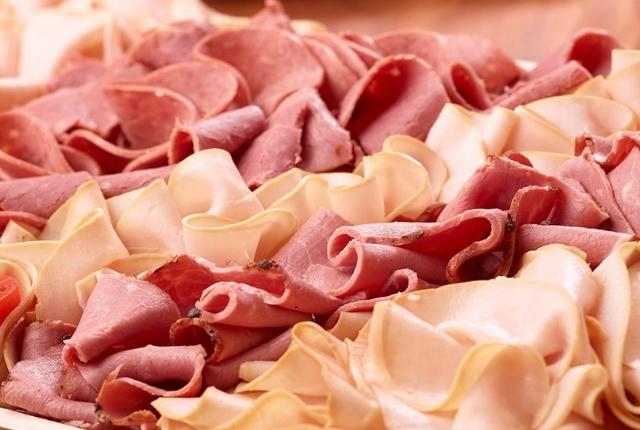 Estancia lejos de Deli Meats