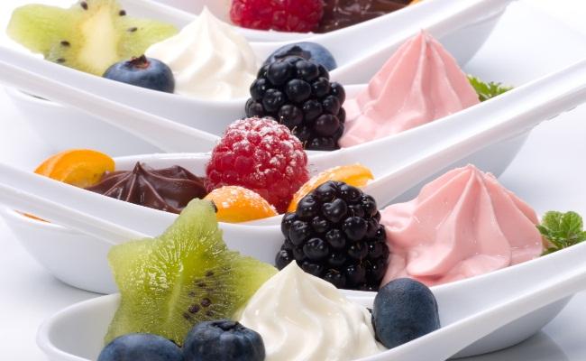 Evitar el sabor a yogur