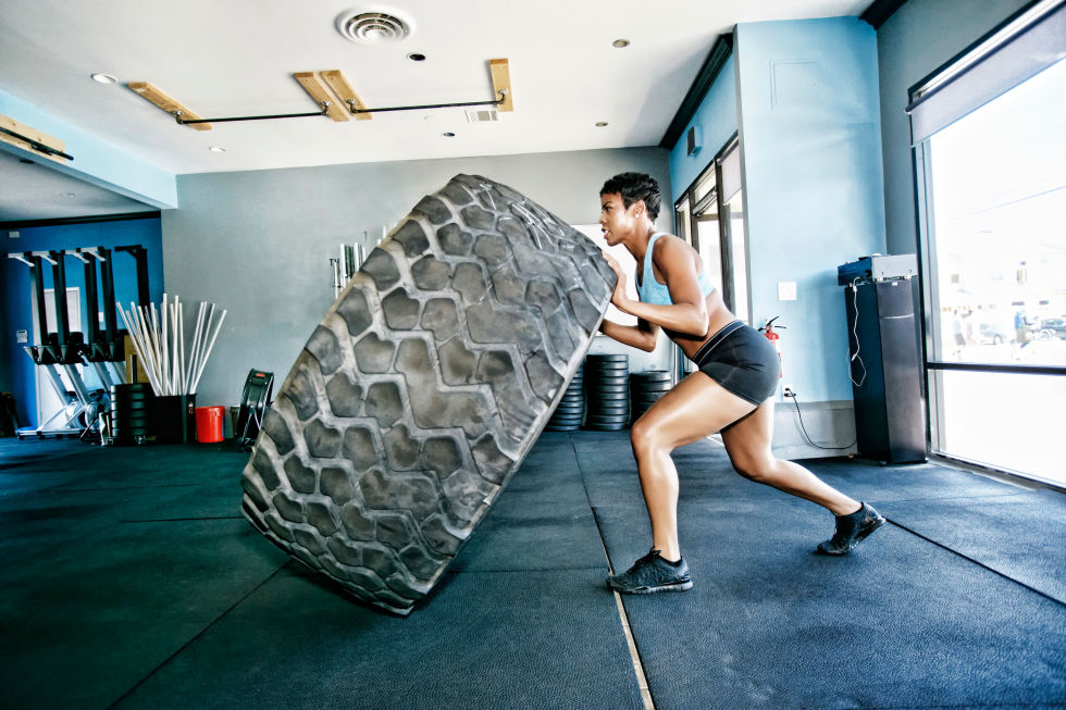 Formación Carrera de Obstáculos específica