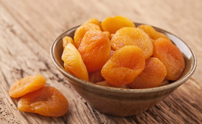Las frutas secas