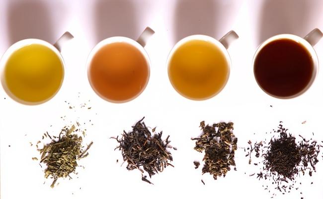 Los tés