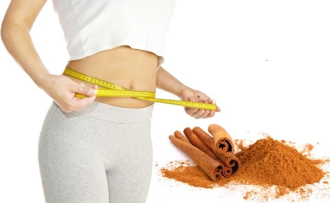 Maneras simples de bajar de peso con canela