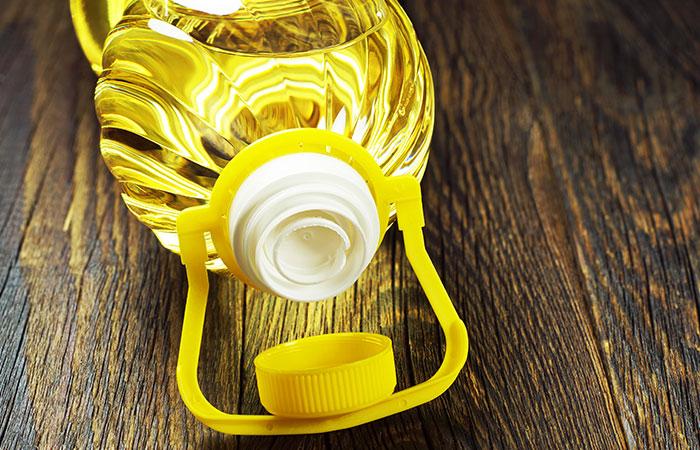 Miel Y Vehículo Mascarilla de aceite