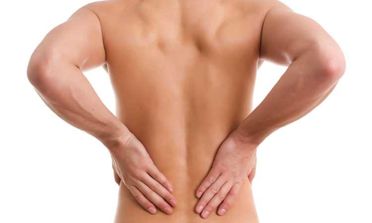 Remedios caseros para el dolor de espalda baja