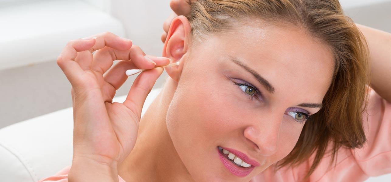 Remedios caseros para la eliminación segura de cera de oído