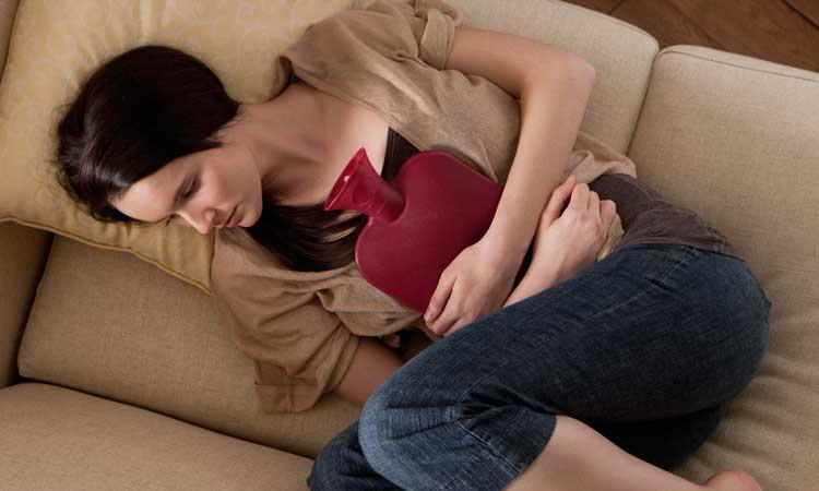 Remedios caseros para los calambres menstruales