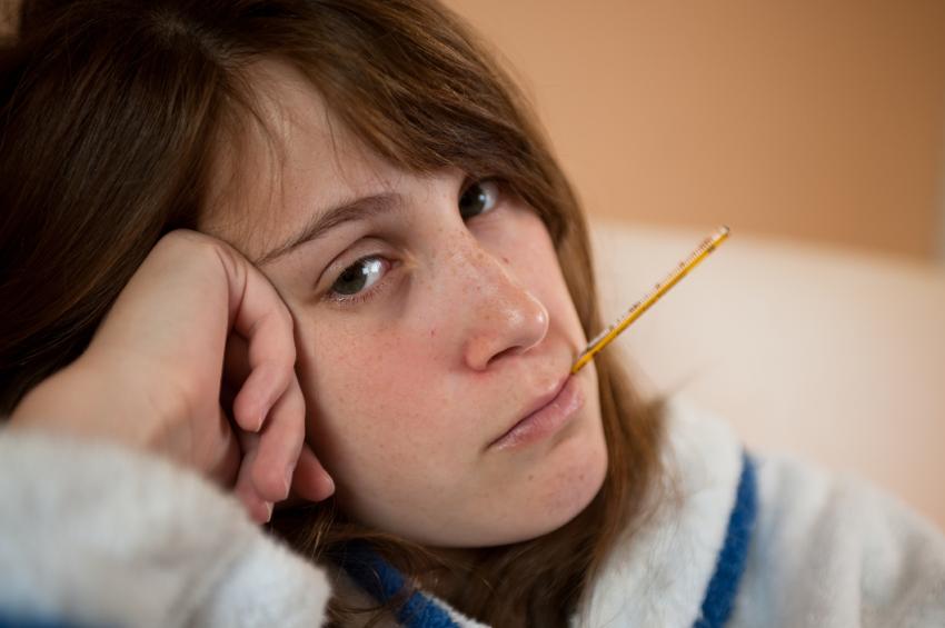 Remedios caseros para reducir la fiebre
