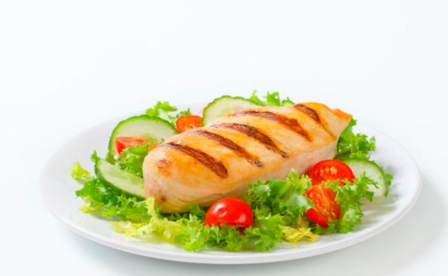 Tomar con pocas calorías Carnes
