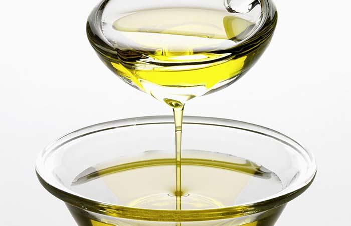 Tratamiento de aceite caliente hecho en casa