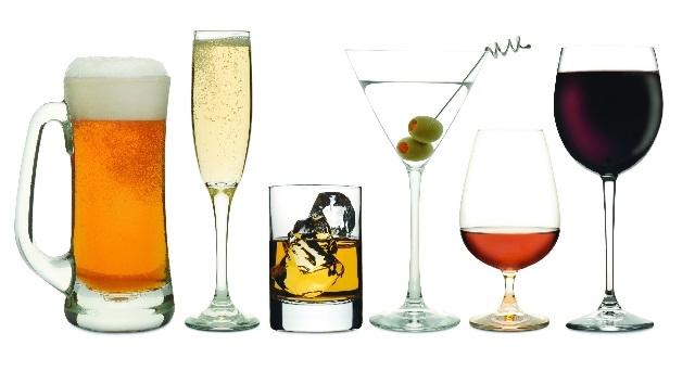 Un completo no al alcohol