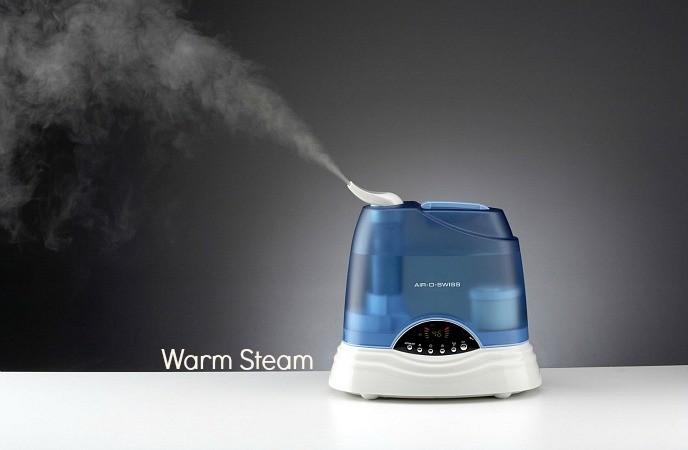 Vaporizador caliente del vapor