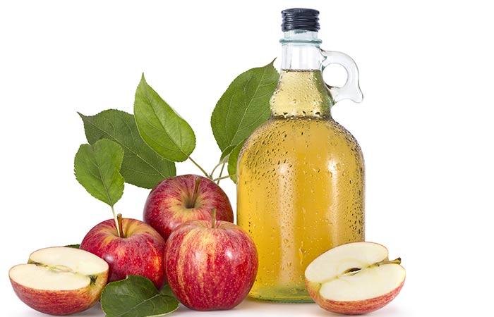 Vinagre sidra manzana