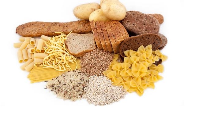 alimentos con almidón