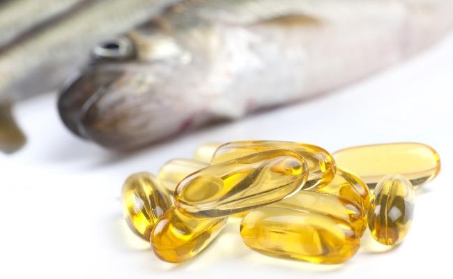 pescados y aceites de pescado