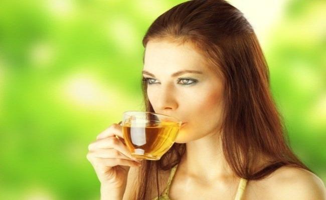 verde y el té negro