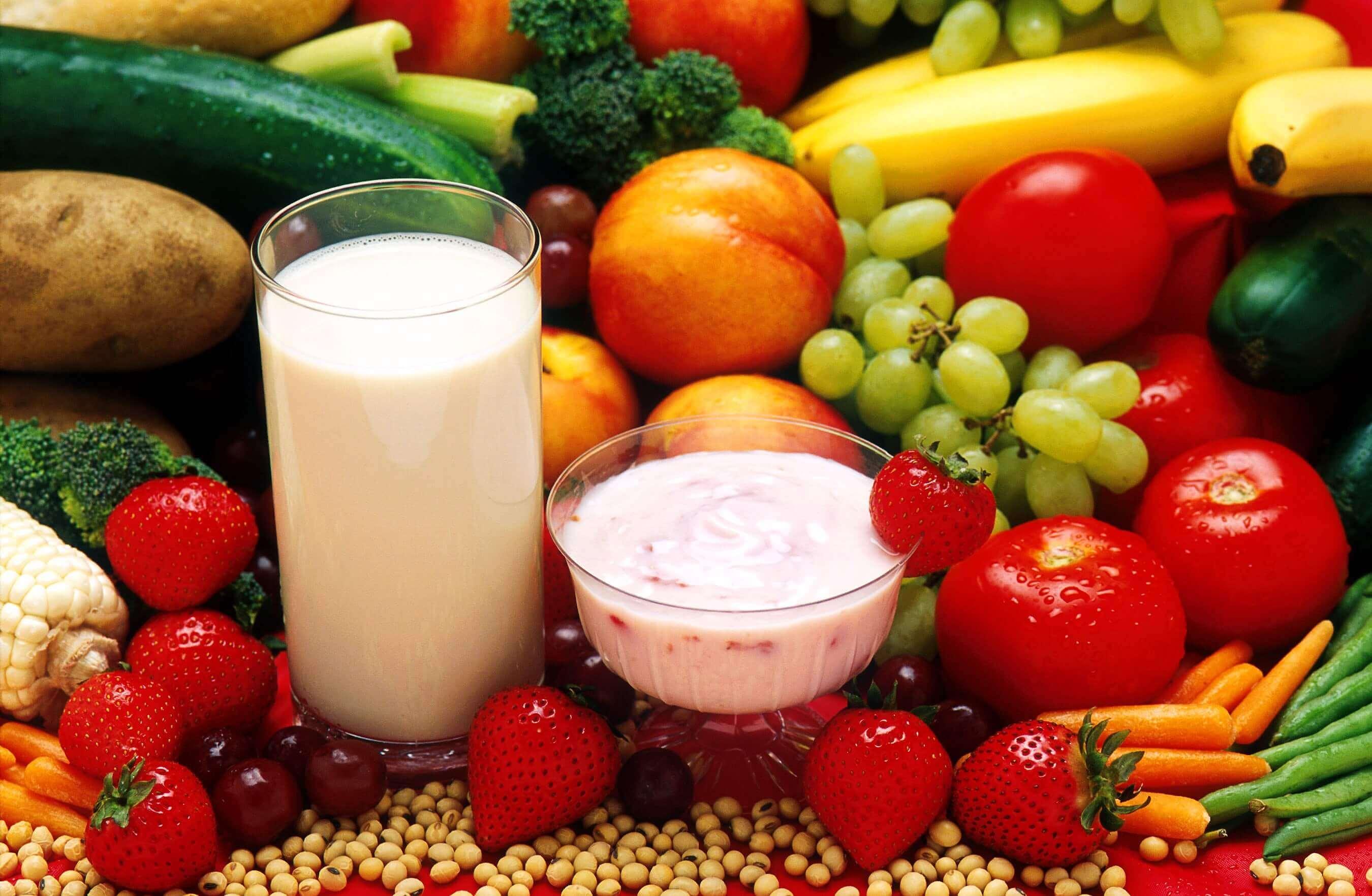 Alimentos que ayudan a prevenir la osteoporosis