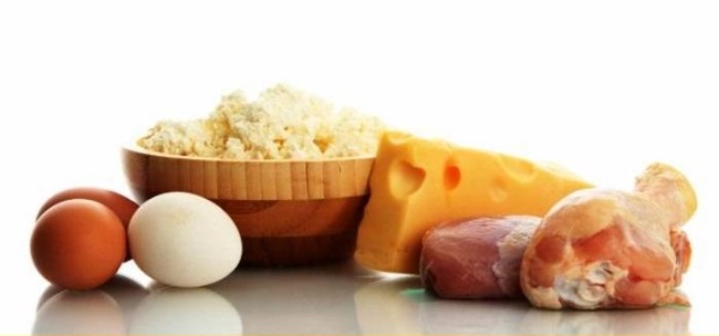 Alta proteína en la dieta