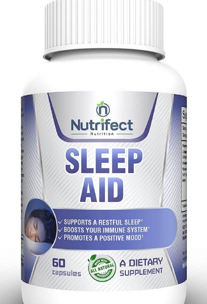 Ayuda natural del sueño