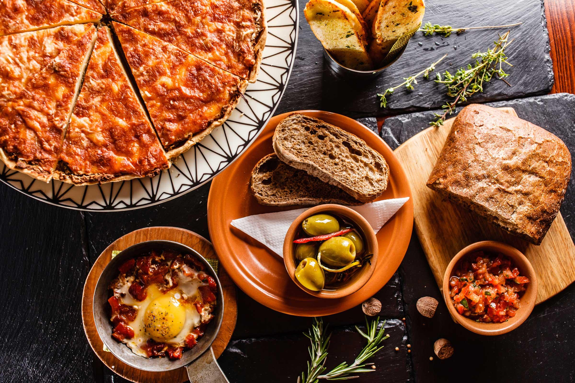 Bajar de peso y comer comidas más pequeñas