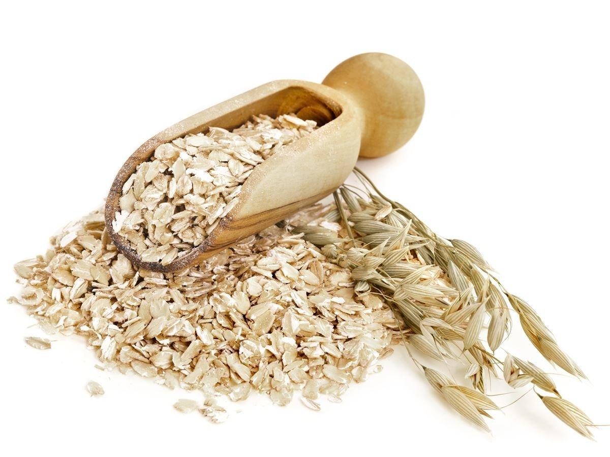 Beneficios de harina de avena