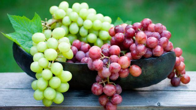 Beneficios para la salud de las uvas