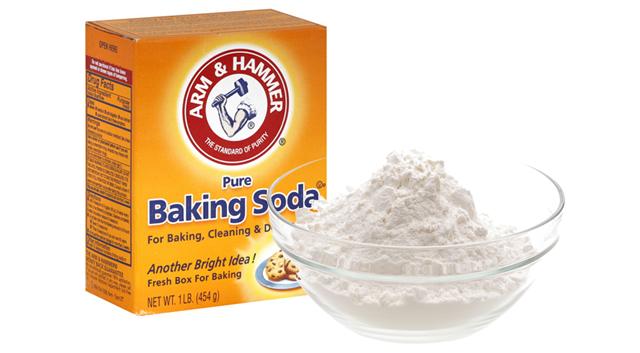 Bicarbonato de sodio para gas