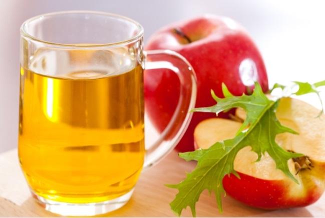 Cómo el vinagre de manzana ayuda a curar la gota