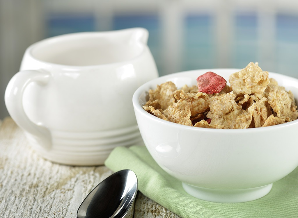 Cereales fortificados